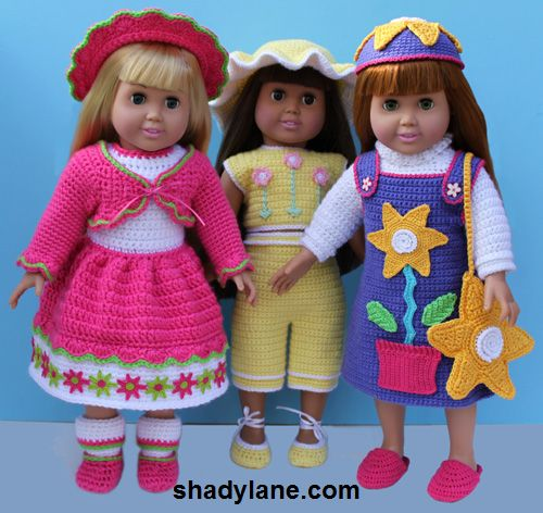 Bizzy Crochet: American Girl Backpack Pattern