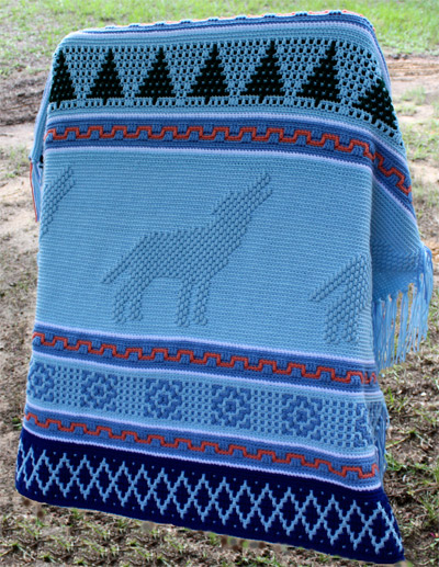 Afghan Crochet Pattern Downloads
