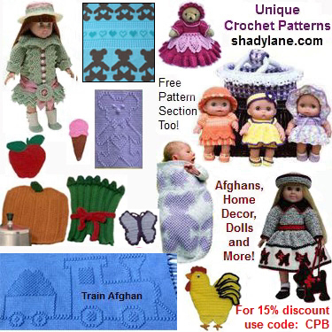 So Pretty Pineapple Afghans – Crochet Patterns | Crochet Baby