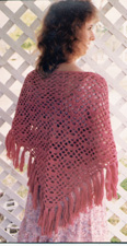 South Bay Crochet - Reversible Lattice S
