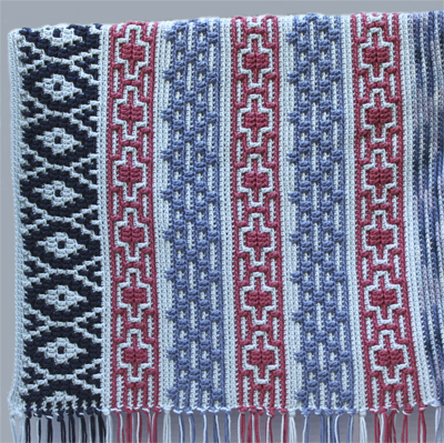 Crochet Afghan Patterns And Booklets