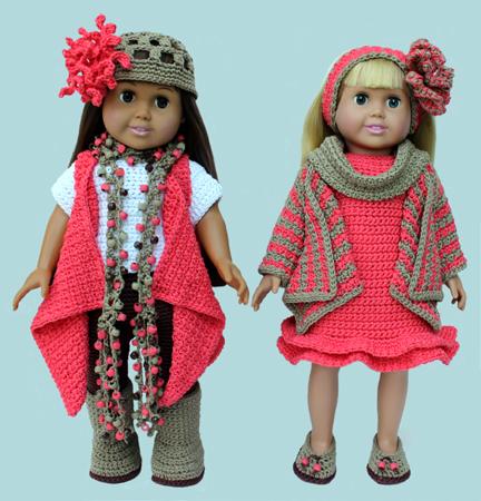 Amigurumi Santa Pattern Free : American Girl 18